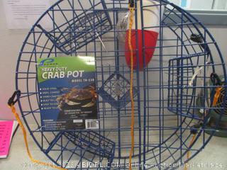heavy duty crab pot