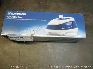 Hayward navigator pro suction cleaner