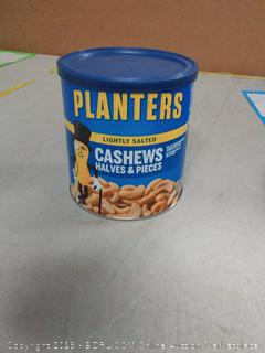 Planters Cashew Halves and Pieces, Lightly Salted