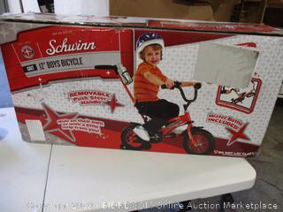 Schwinn Grit Steerable Kids Bike