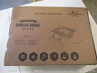Little Griddle Barbecue Griddle