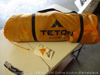 TETON Sports Mountain Ultra 4 Tent W/footprint #1097