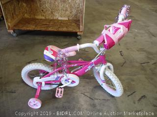 Huffy Glimmer Girls Bike with Streamers