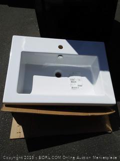 42in single bathroom vanity sink