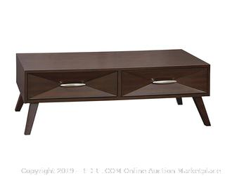 Forsythe Coffee Table Factory Sealed (online $349)