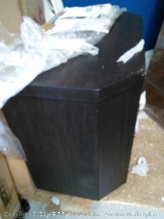 Tribeca Studio 3 Drawer Nightstand (corner dented) online $309