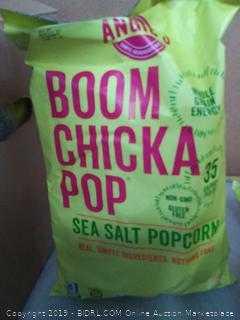 Angie's boom chicka pop sea salt popcorn
