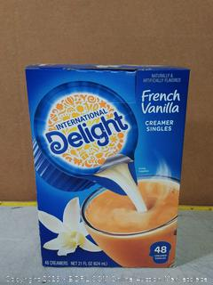 International Delight Flavored Liquid Non-Dairy Coffee Creamer