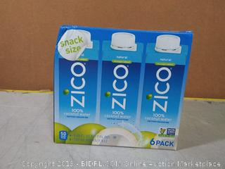 Zico Coconut Water (250 ml) - Pack of 6