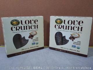 Nature's Path Granola Bar - Organic - Chocolate Macaroon 2pck