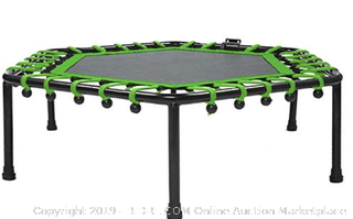 Safly fun fitness trampoline