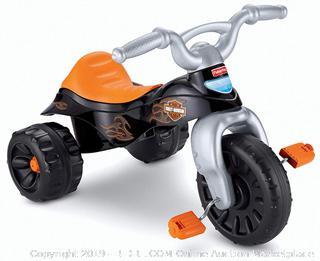 Fisher-Price Harley-Davidson Tough Trike (online $49)