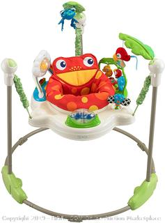 Fisher-Price Rainforest Jumperoo(Factory Sealed) online $104
