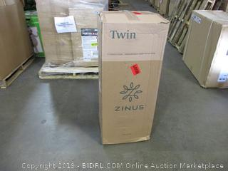 "Zinus Twin 12"" Memory Foam Pressure Relief Green Tea Mattress"