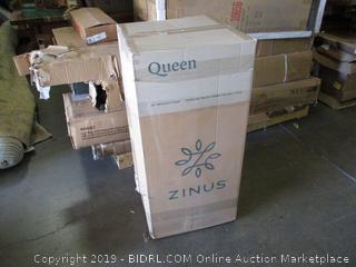 """Zinus Queen 10"""" Memory Foam Mattress"""