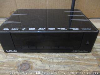 kdlinks HD720 Media Player Cords Missing No Box