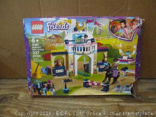 Lego Friends box damage