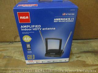 RCA Amplified Indoor HDTV Antenna