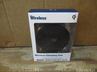 Wireless Charging Pad box damage