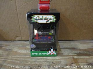 Galaga Micro Player Metro Arcade