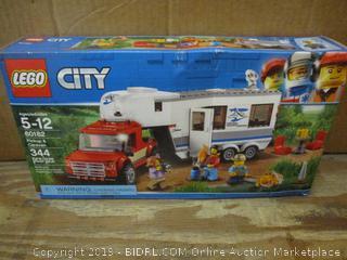 Lego City box damage