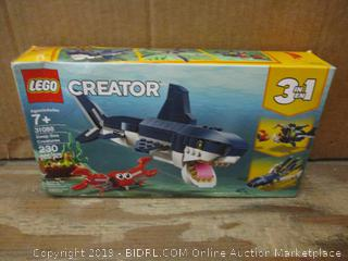 Lego Creator  Factory Sealed opened for picturing box damaged