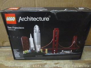Lego Architecture Box Damaged