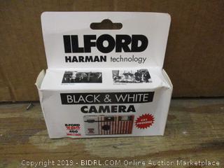 ILFORD Black & White Camera box damaged