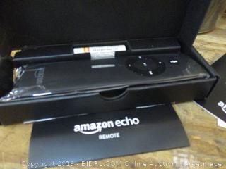Amazon Echo Black (1st Generation) Unacceptable