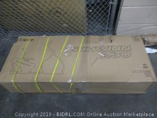 Schwinn Recumbent Bike (Sealed) (Box Damaged)