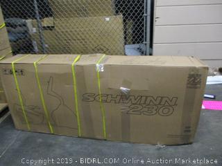 Schwinn Recumbent Bike (Box Damaged)