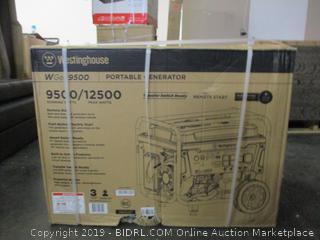 Westinghouse Portable Generator (Sealed) (Box Damaged)