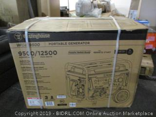 Westinghouse Portable Generator (Sealed)