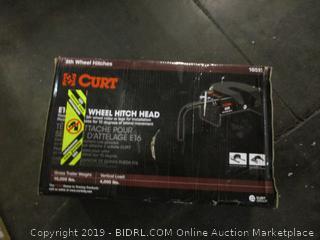 Curt E16 5th Wheel Hitch