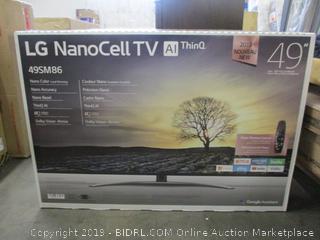 LG NanoCell TV (Sealed)