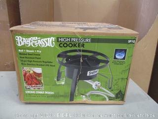 High Pressure Cooker