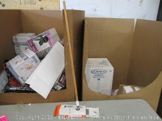 2-in-1 Wet/Dry Microfiber Mop
