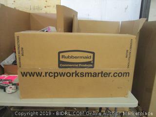 Rubbermaid Maintenance Cart