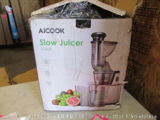Aicook Slow Juicer