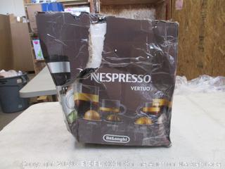 Nespresso Vertuo (Damaged) (Box Damaged) (Please Preview)