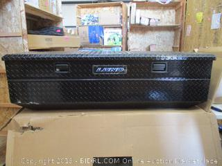 """60"""" Flush Mount Truck Tool Box (Scratched) (Please Preview)"""