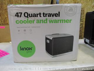 Travel Cooler and Warmer (Damaged) (Box Damaged) (Please Preview)