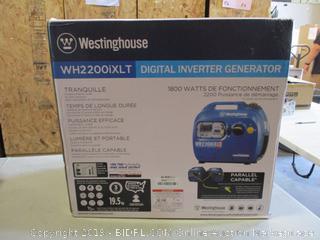 Westinghouse Digital Inverter Generator