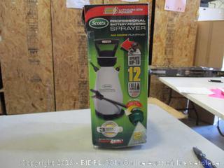 Battery Powered Sprayer (Box Damaged)