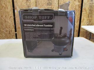 18 lb. Vibratory Bowl Tumbler (Box Damaged)
