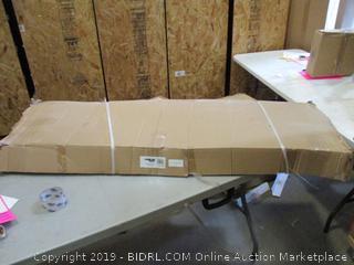 Flip Up Dock Ladder 6-Step (Sealed) (Box Damaged) (Please Preview)