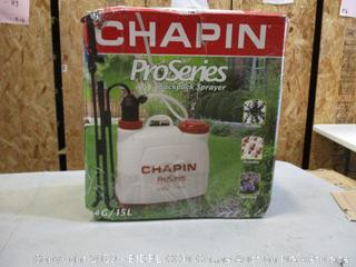Chapin ProSeries Sprayer (Box Damaged) (Please Preview)