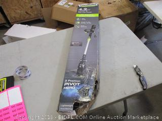 Electric Grass Trimmer (Box Damaged) (Please Preview)