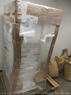 HP LaserJet Enterprise Flow MFP M633 - box damage