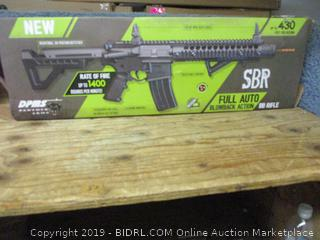 SBR full auto blowback action BB rifle